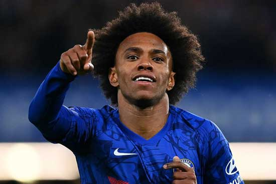 Willian confirms Chelsea exit as he nears Arsenal move