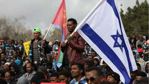 Israel to expel some 40,000 illegal African migrants