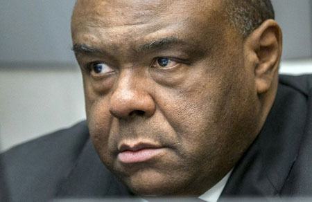 ICC overturns murder, rape, pillage convictions of DR Congo ex-VP Bemba