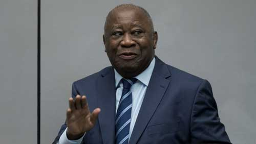 ICC acquits ex-Ivorian leader Laurent Gbagbo of war crimes