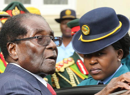 Zimbabwe crisis: How Mugabe lost his iron grip on power