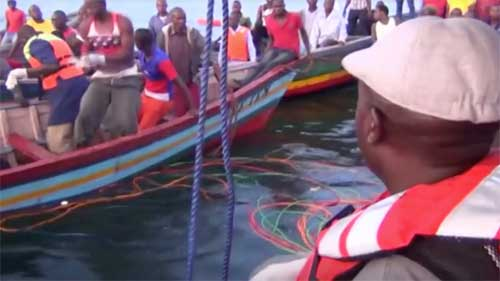 Tanzania ferry accident: Hundreds feared dead as boat capsizes at Lake Victoria