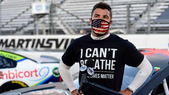NASCAR's Bubba Wallace was not target of hate crime, FBI finds