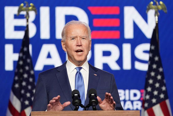 Biden wins presidential race in a deeply divided United States, several networks say