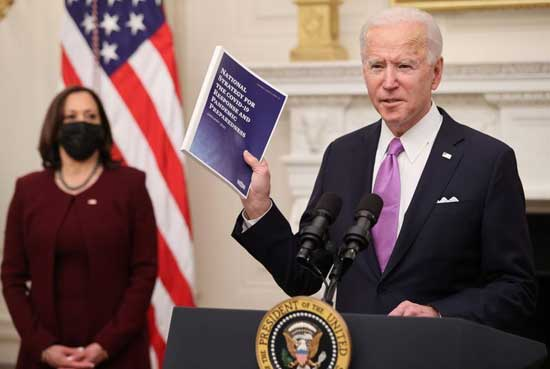 'We can't wait:' Biden to push U.S. Congress for $1.9 trillion in COVID-19 relief