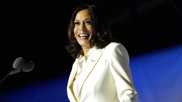 Full Transcript: Kamala Harris's victory speech in Wilmington, Del.