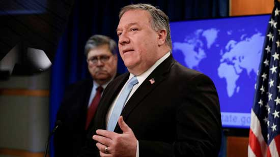 Pompeo slams international court after Trump approves economic sanctions on officials investigating US military for war crimes in Afghanistan