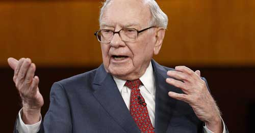 Lunch with Warren Buffett auctioned off for $3.3 million