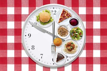 A Diet Strategy That Counts Time, Not Calories. Photo credit - wsj