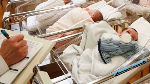US Births Hit a 30-Year Low, Despite Good Economy