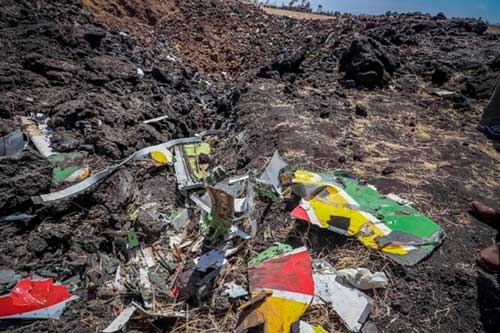 Global Boeing fears grow, families await Ethiopia crash remains