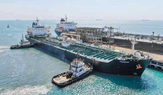 Third Iranian fuel tanker arrives in gasoline-starved Venezuela's waters - FarsNews Agency image
