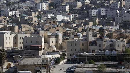Israel Advances Plans For 1,992 West Bank Settler Homes. Photo - presstv