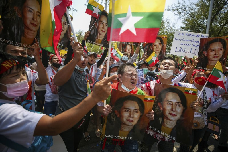 The coup reversed years of slow progress toward democracy in Myanmar, which for five decades had languished under strict military rule that led to international isolation and sanctions. As the generals loosened their grip,