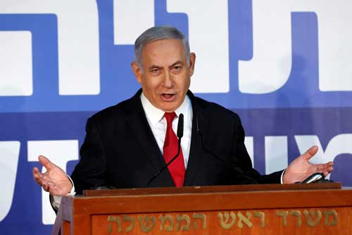 Israeli attorney-general plans to charge Netanyahu in corruption cases