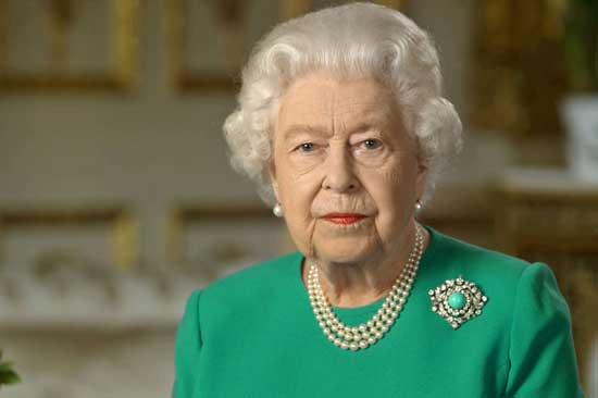 'We'll meet again': Queen Elizabeth invokes WW2 spirit to defeat coronavirus. Image credit - News wires