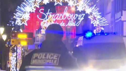 STRASBOURG, France, Dec 11 (Reuters) – A gunman on a security watchlist killed at least two people and wounded at least 11 others.