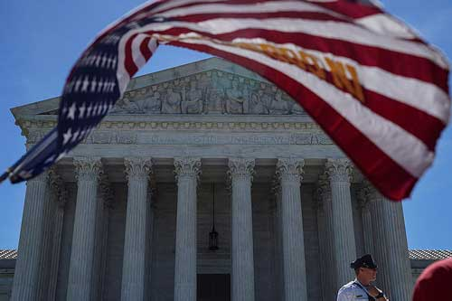 U.S. top court upholds Trump travel ban targeting Muslim-majority nations