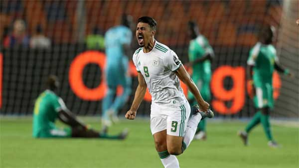 Algeria crowned champions of Africa for the second time