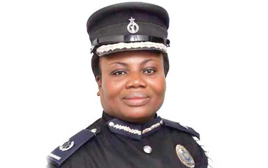 Video: I can't resign over missing Takoradi girls - COP Maame Tiwaa Addo-Danquah