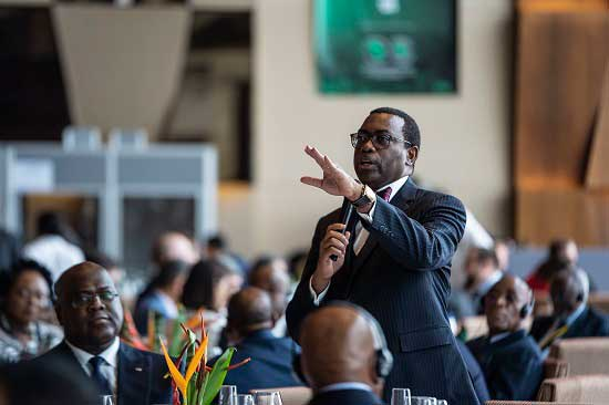 Dr. Akinwumi A. Adesina, President of the African Development Bank
