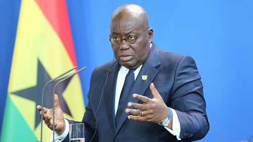 File image - TRANSCRIPT: What President Akufo-Addo said about Aisha Huang's deportation (VIDEO)