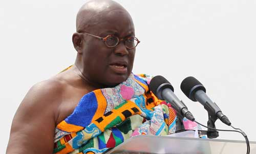 'The SDGs must propel Africa beyond aid' - President Akufo-Addo