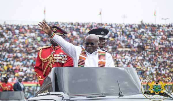 Speech By President Nana Addo Dankwa Akufo-Addo At The 63rd Independence Day Celebration