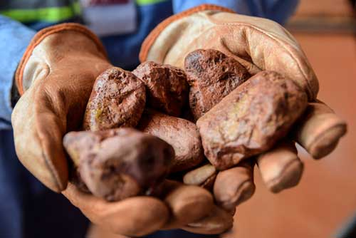 Vesting management of Ghana bauxite under a Corporation: Its constitutionality. Image credit - Bloomberg