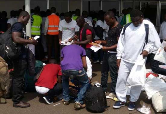 Urgent action needed to reduce the annual figures of Ghanaian deportees
