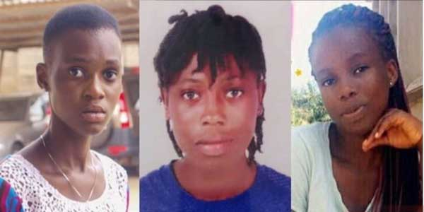 Press Release: Police retrieve skeletal remains suspected to be that of missing Takoradi girls