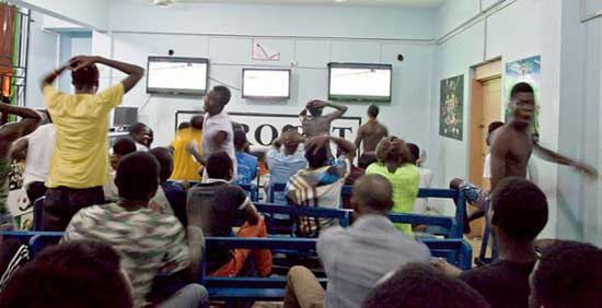 Sport betting in Ghana - the dangers on child education