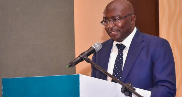 Bawumia appointed to UN Global Partnership for Sustainable Development Data board. File image
