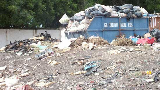 Waste: A Discovered Resource to transform Ghana's fortune