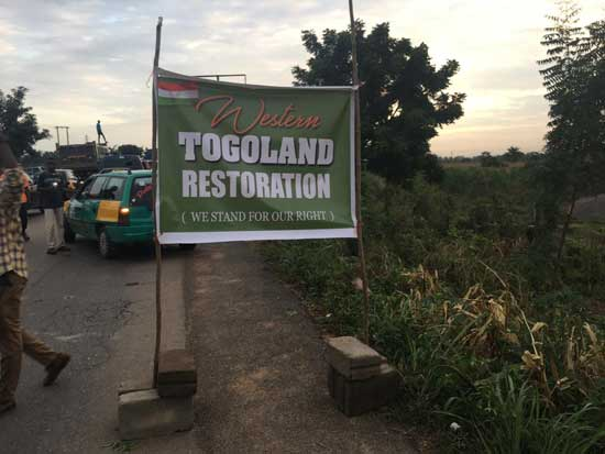 The Western Togoland issue: 'Why does it matter how we define conflict and its causes?'