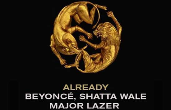 Shattayonce: Listen to Beyonce's Already featuring Shatta Wale