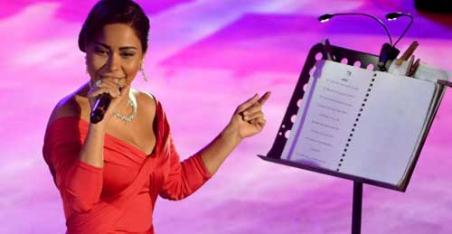 Egyptian pop star sentenced for Nile water sanitation quip