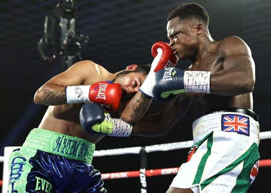 Full fight: Isaac Dogboe knocks out Chris Avalos