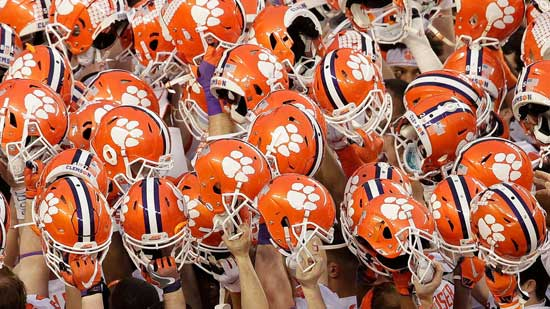 Clemson says 14 more football players test positive for virus, total now at 37