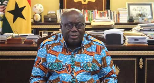VIDEO - President Akufo-Addo's Christmas and New Year message