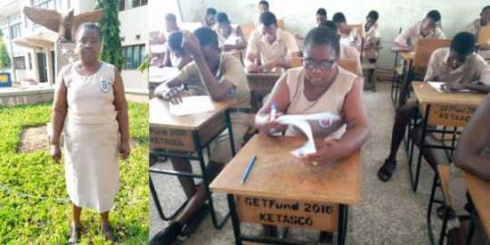 51-year-old trader takes advantage of free SHS