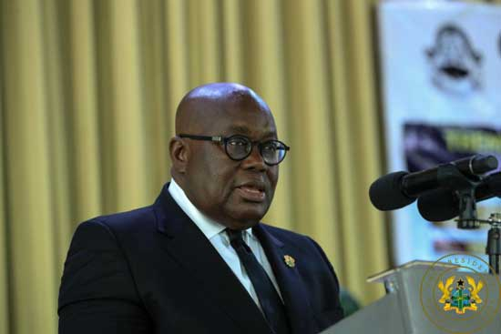 "File image: ""$100 Million Provided To Enhance Coronavirus Preparedness And Response Plan"" – President Akufo-Addo"