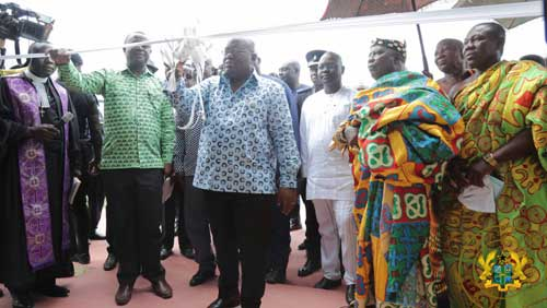 """8,700 Cctv Cameras To Be Deployed Across The Country"" – President Akufo-Addo"