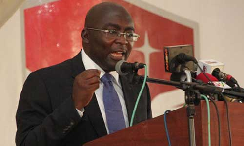 Cabinet has approved RTI Bill - Dr Bawumia.