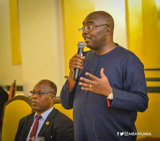 $1 million per constituency project will develop deprived communities - Dr Bawumia