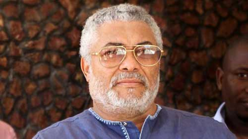 Rawlings blasts Hannah Tetteh for abusing his wife (VIDEO)