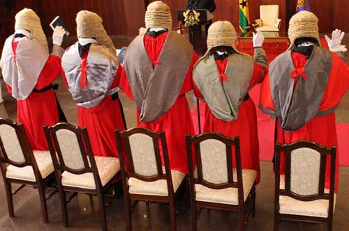 Circuit court judges, magistrates to strike over payment of new salaries