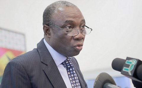 Several State Corporations have not had their accounts audited - Dr. Kwabena Donkor