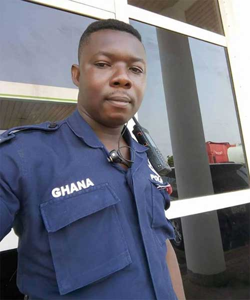 PRESS RELEASE: GHANA POLICE ORDERS ARREST AND PROSECUTION OF CORPORAL GODZI FREDERICK AMANOR FOR BRUTAL ASSAULT ON WOMAN
