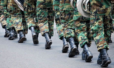 GAF sanctions five soldiers for unprofessional conduct
